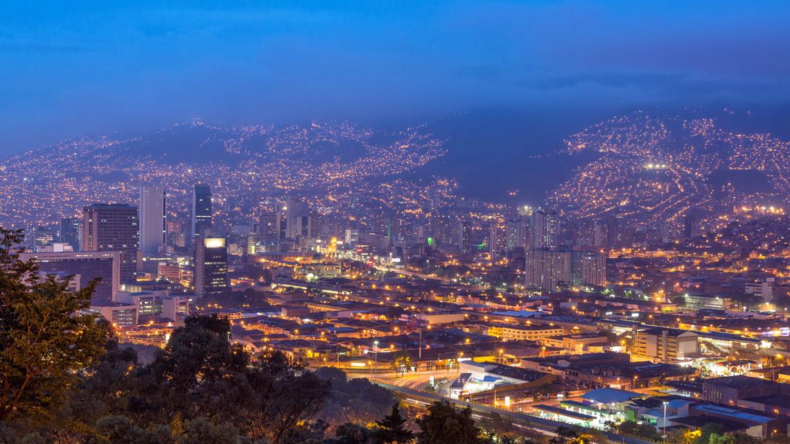Bezienswaardigheden in Medellin