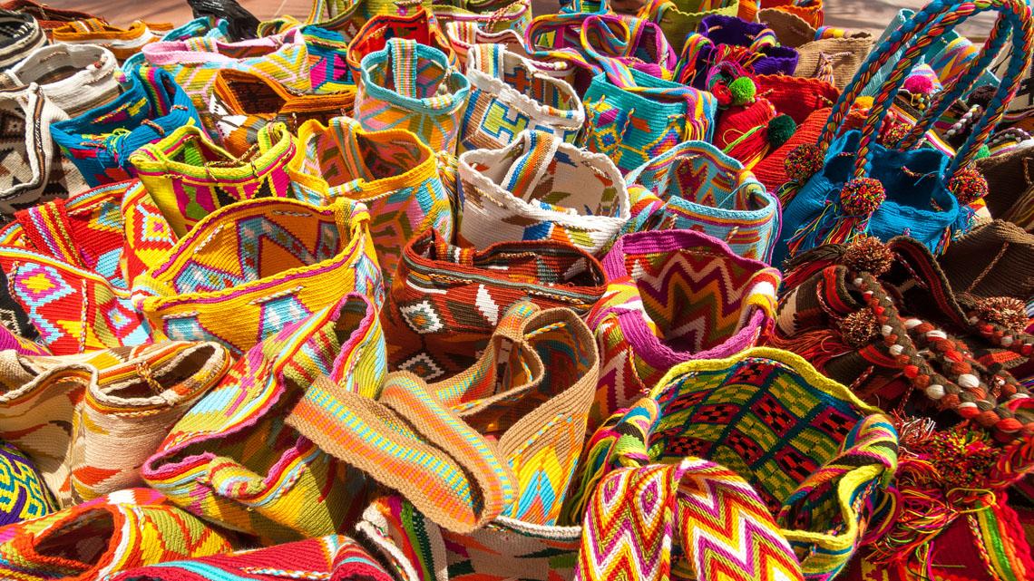 Wayuu tassen