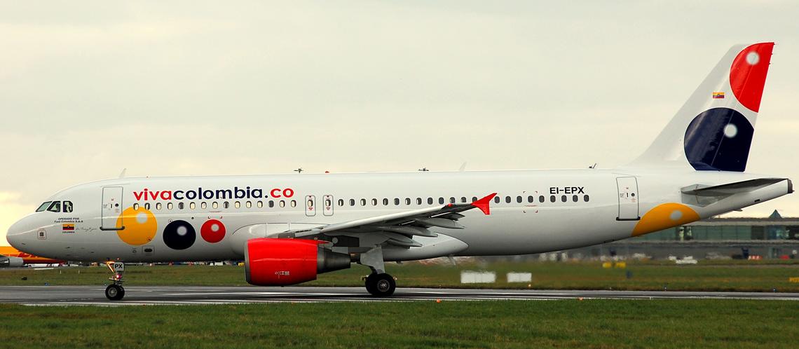 Vliegtickets Colombia