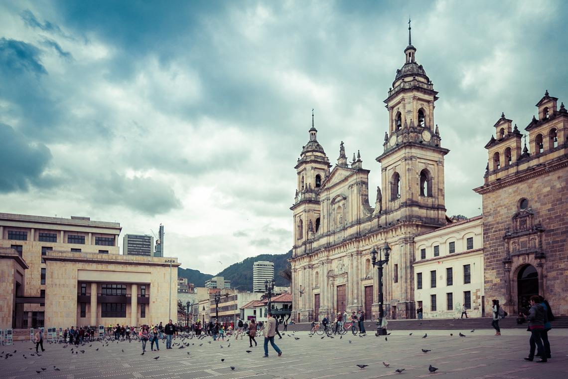 Bogota Centrum