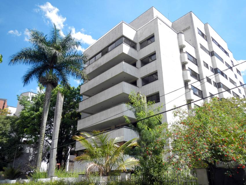 Kantoor van Pablo Escobar