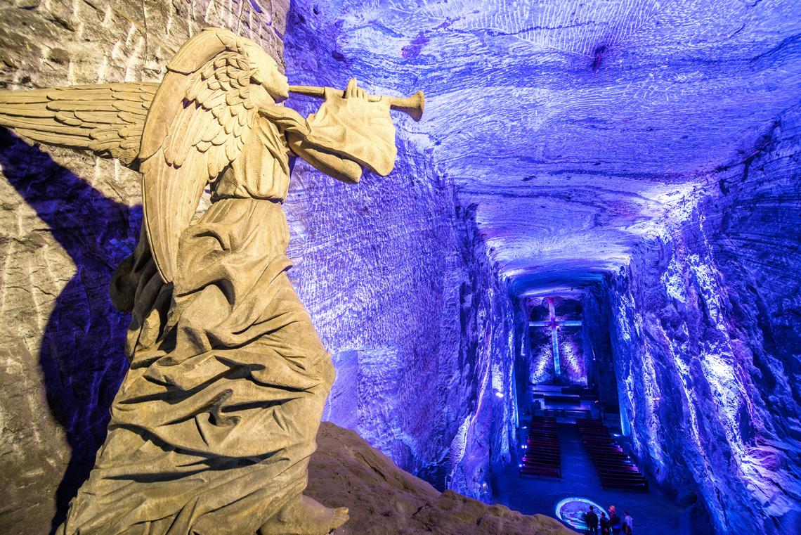 Zipaquirá zoutkathedraal