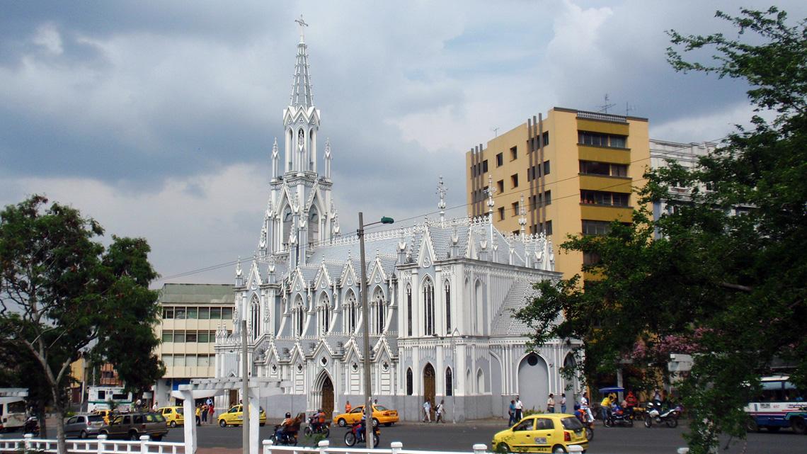Iglesia La Ermita kerk