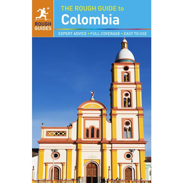 Rough Guide to Colombia reisgids