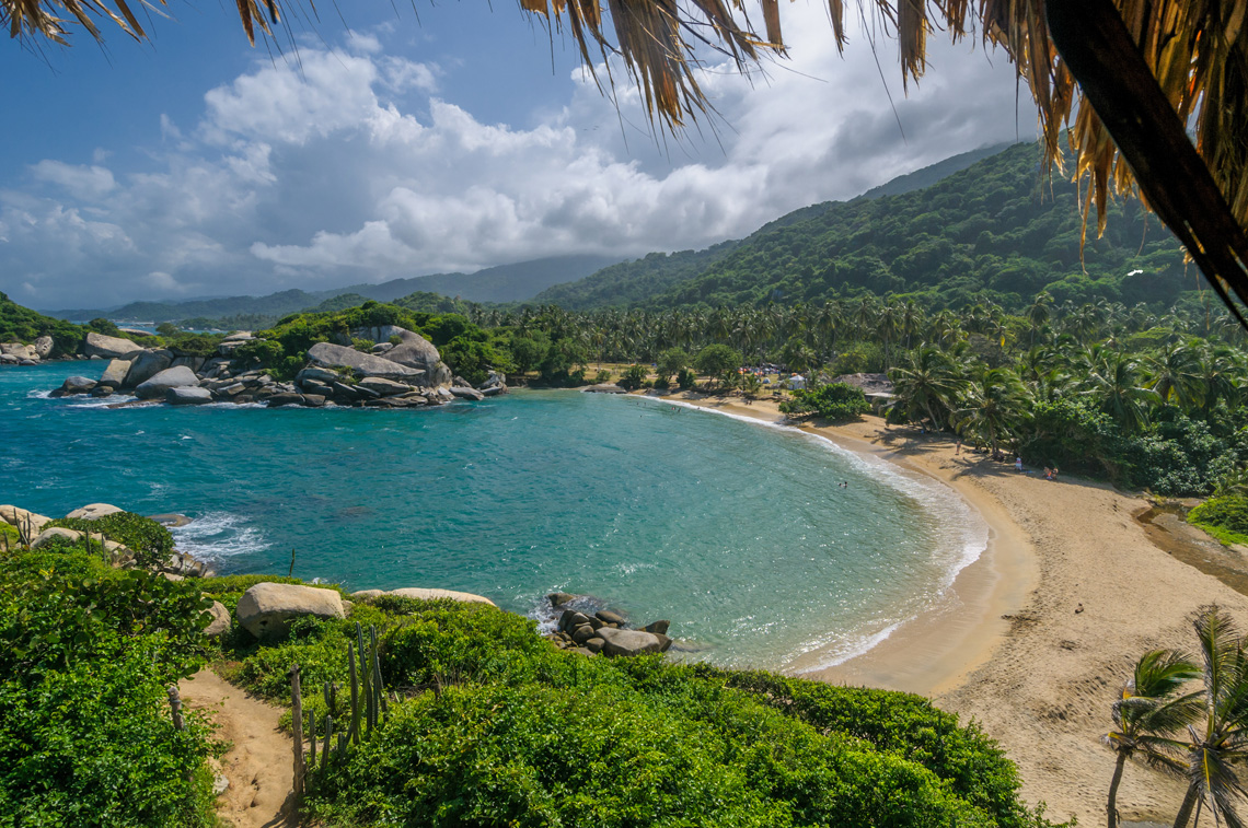 Strand Tayrona National Park
