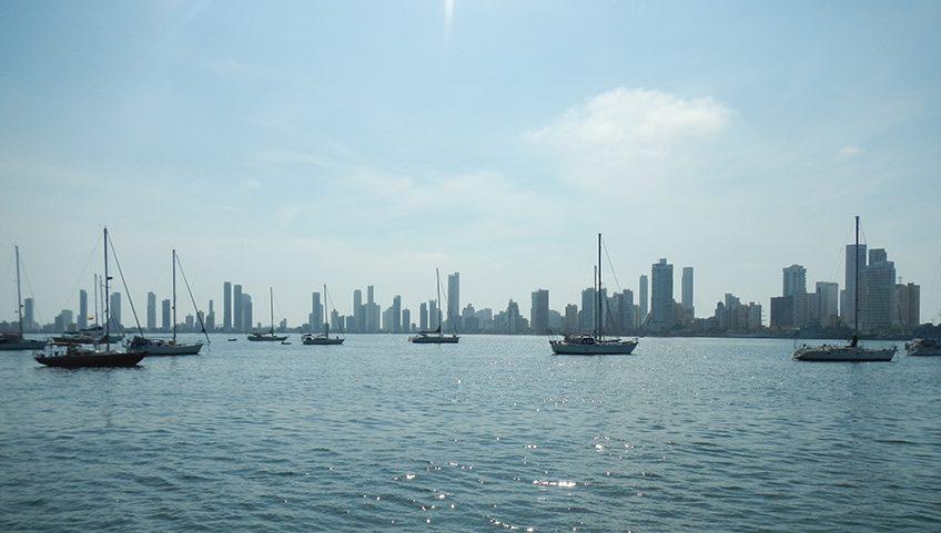 Reizen van Colombia naar Panama