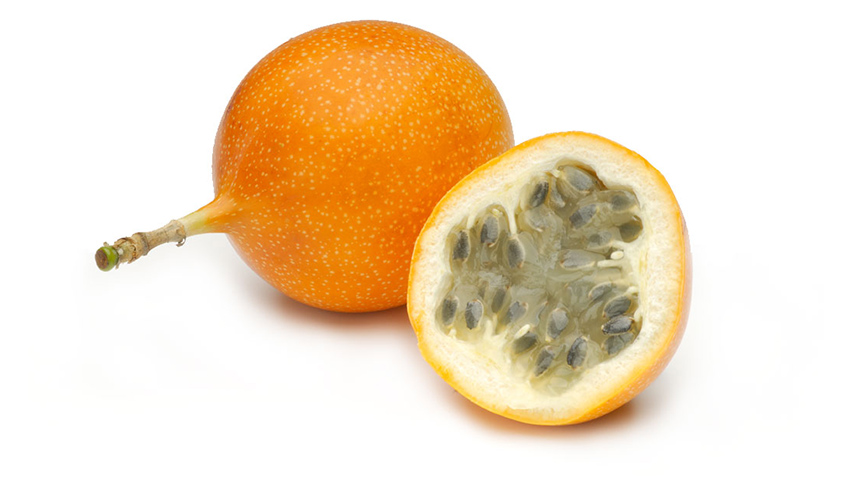 Granadilla vruchten