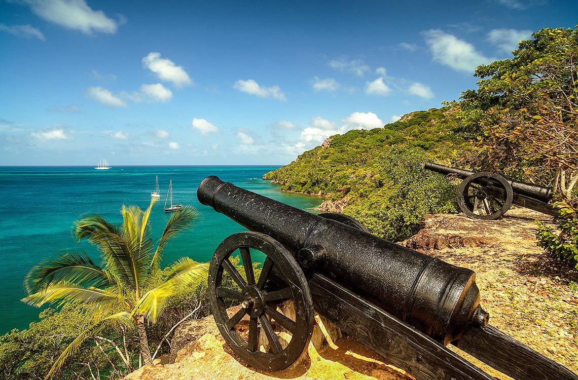 Fort Santa Catalina San Andrés