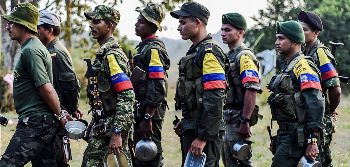 FARC vredesproces Colombia