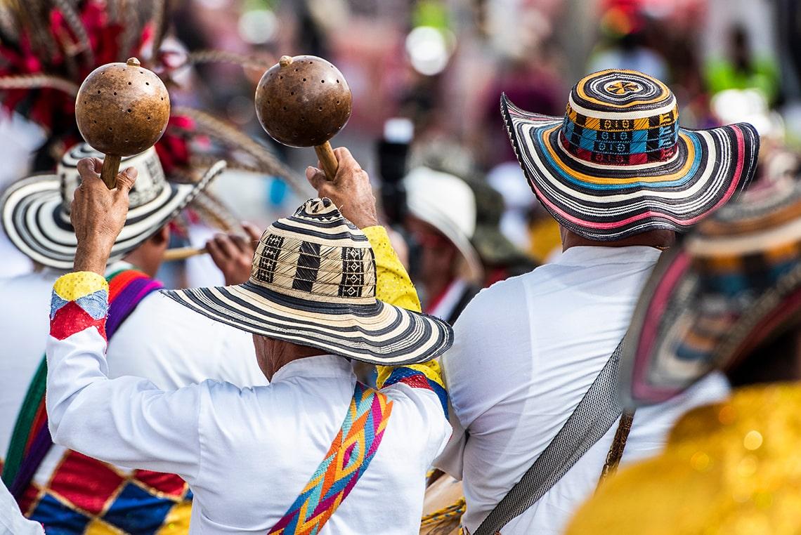 Advies over veiligheid in Colombia